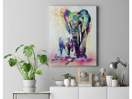 Slon a slůně