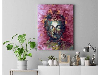 Malování podle čísel - Zen Buddha