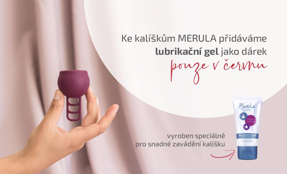 Menstruační kalíšek Merula