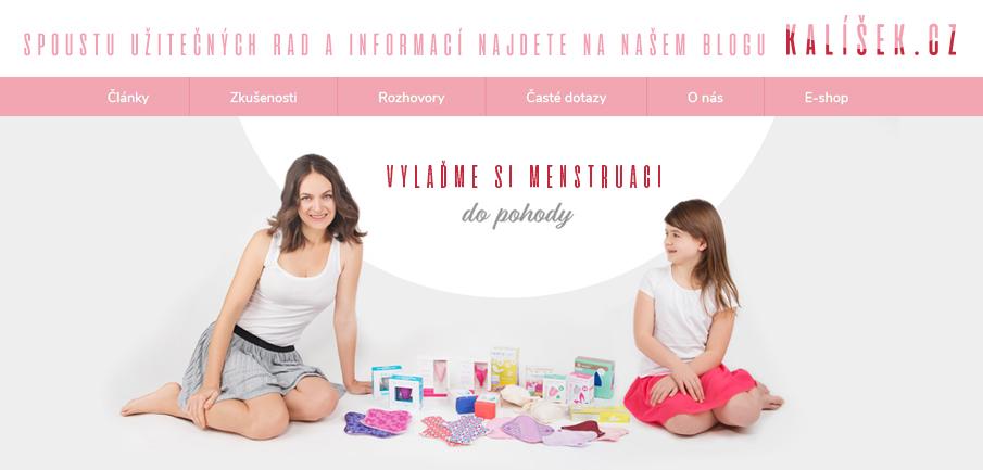 Kalíšek.cz - blog pro ženy