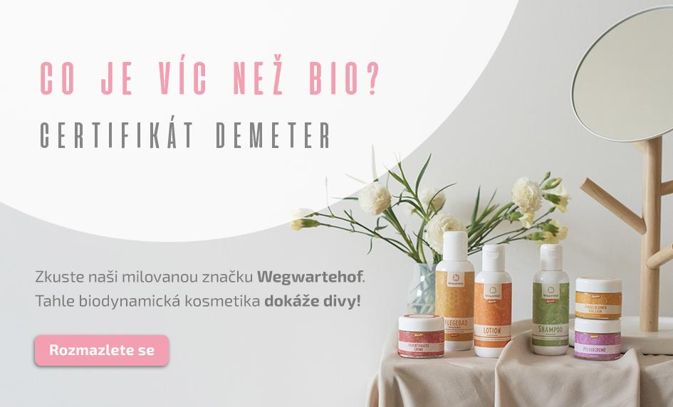 Biodynamická kosmetika