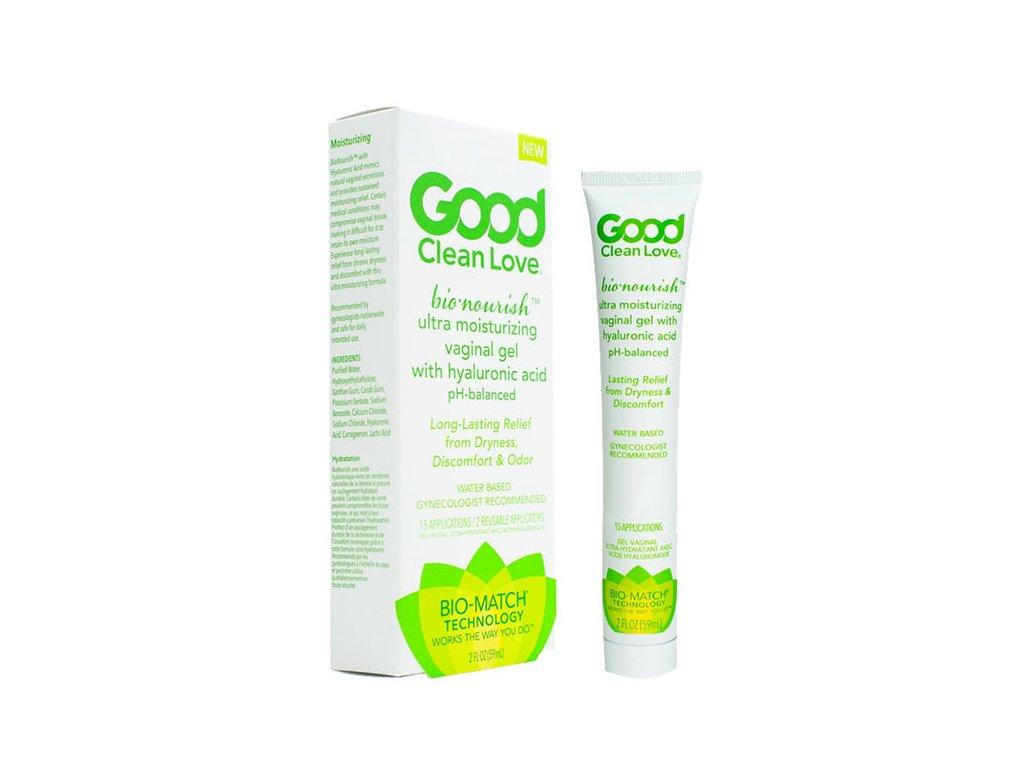 lubrikacni gel good love vanilka