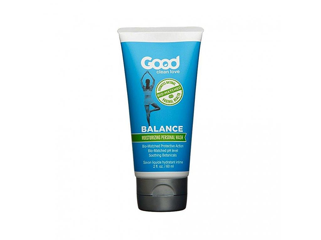 good clean love intimni myci gel proti zanetum a kvasinkam 60 ml