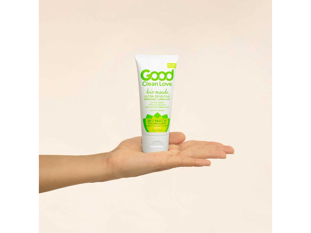 good clean love lubrikacni gel bionude