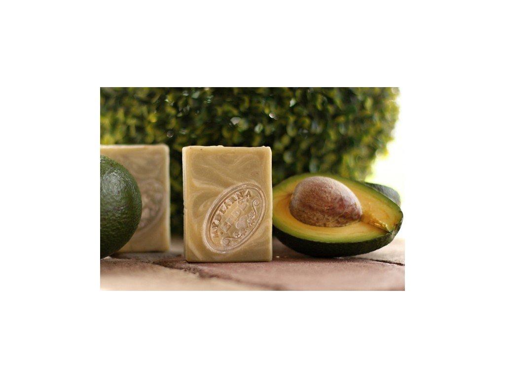 avokado mydlo
