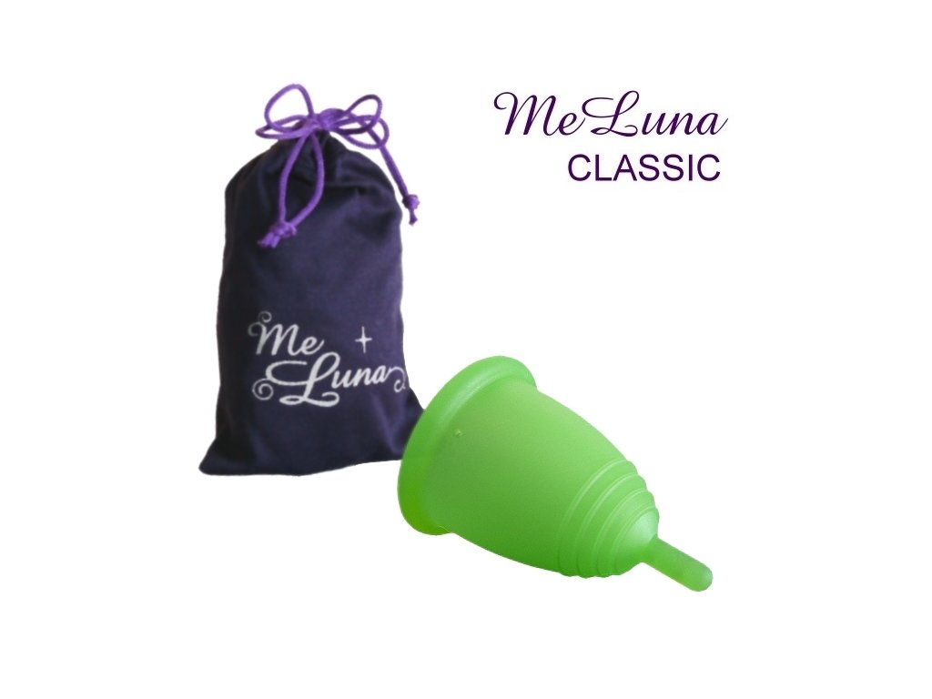 Me Luna M se stopkou zelená
