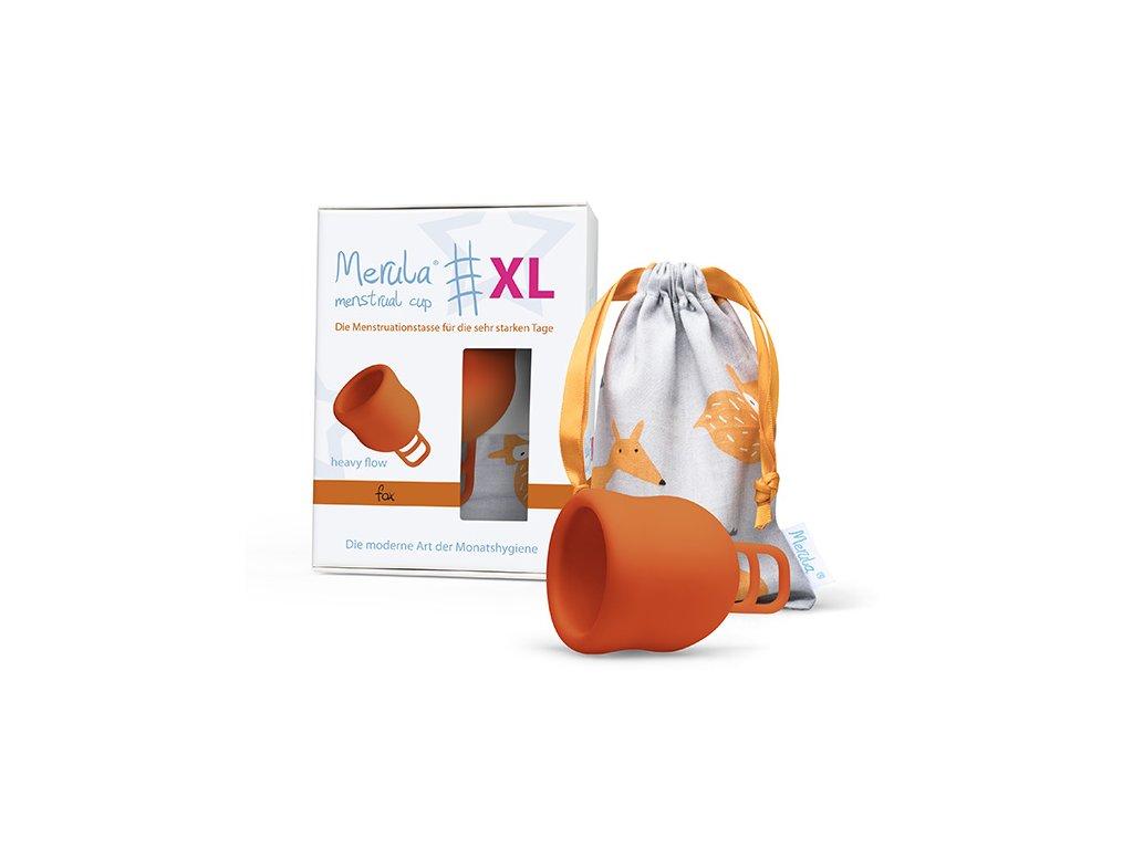 menstruacni kalisek merula xl fox 0