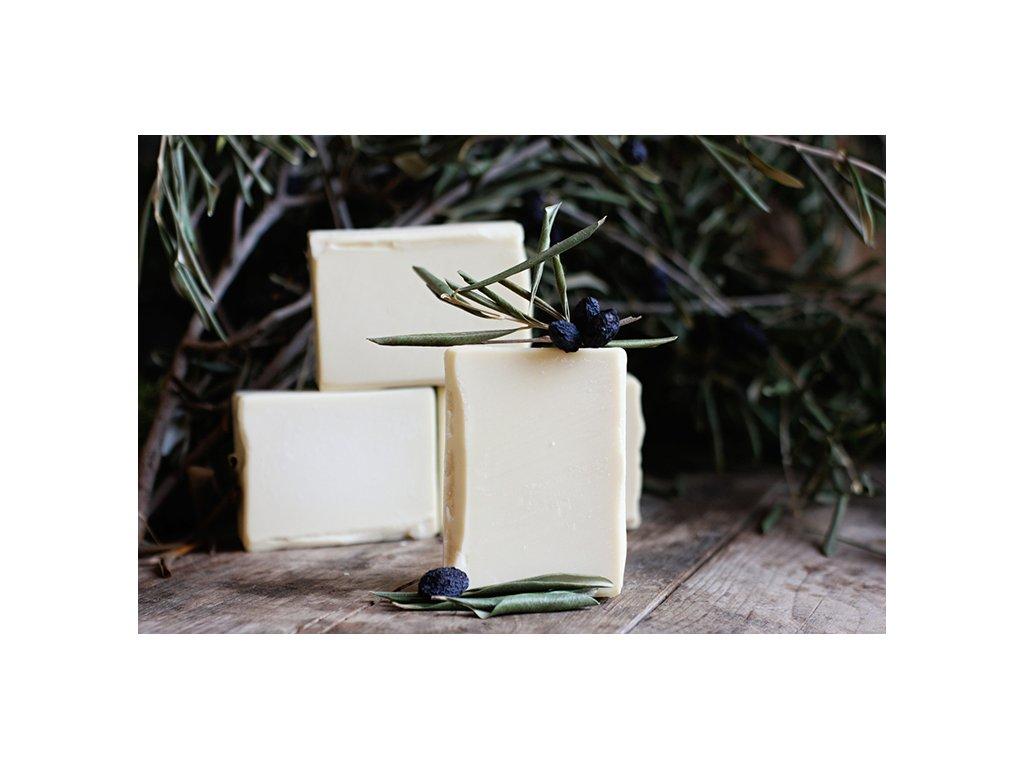 mydlo erde na prani olivove