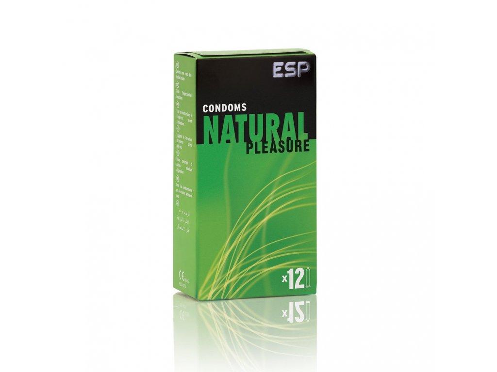 esp veganske kondomy natural 12ks