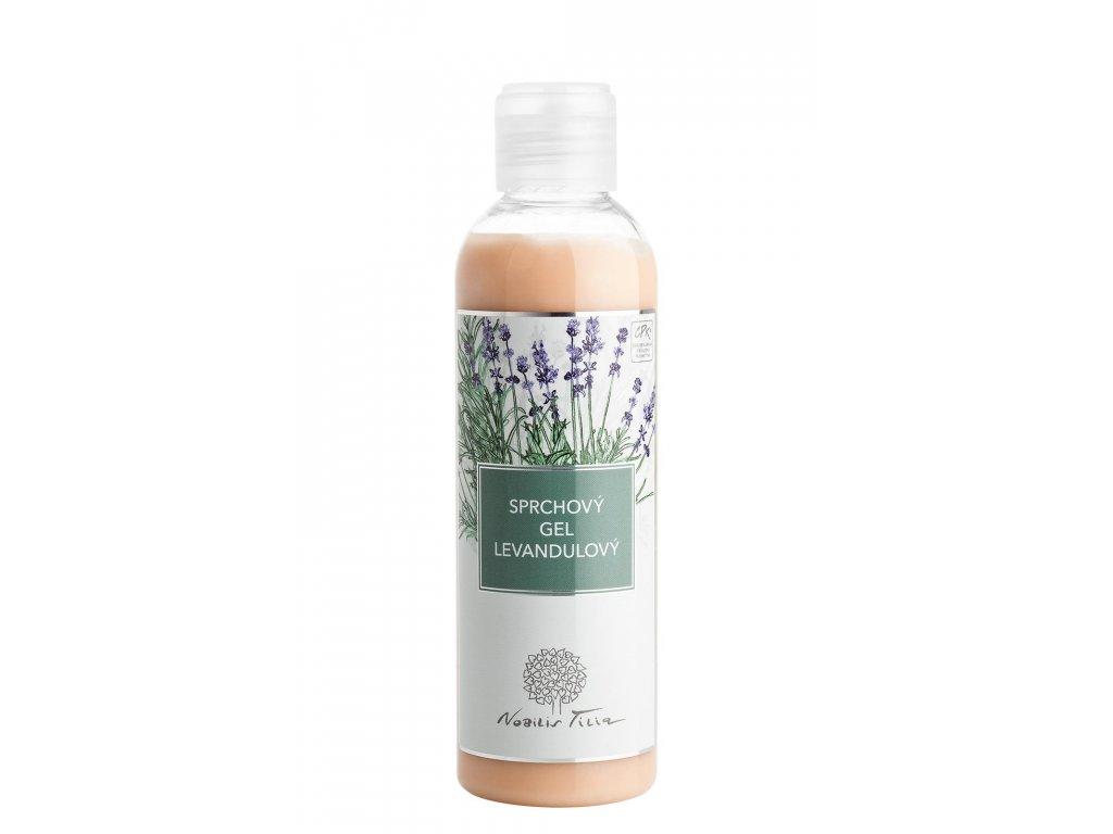 nobilis tilia sprchovy gel levandule 200 ml