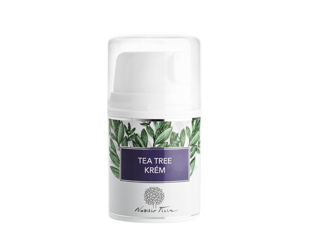 nobilis tilia krem tea tree 50 ml