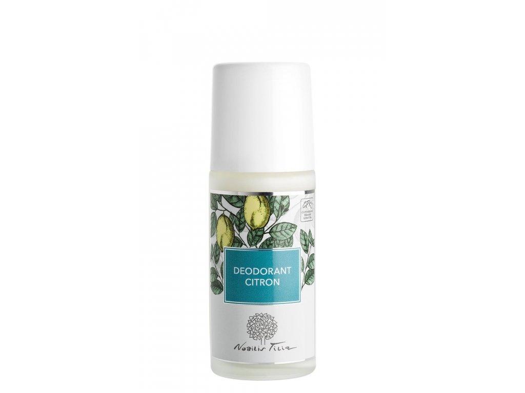 nobilis tilia deodorant citron 50 ml