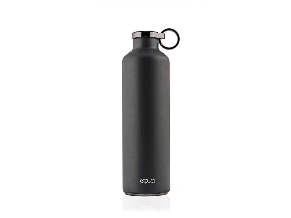 termo lahev Equa Basic Dark Grey