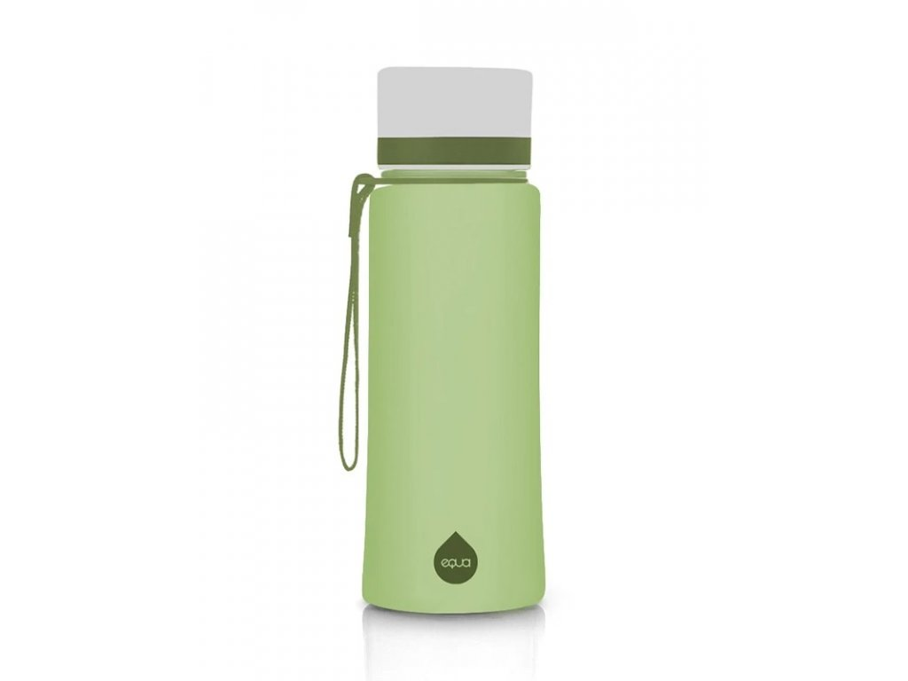 equa plastova lahev olive