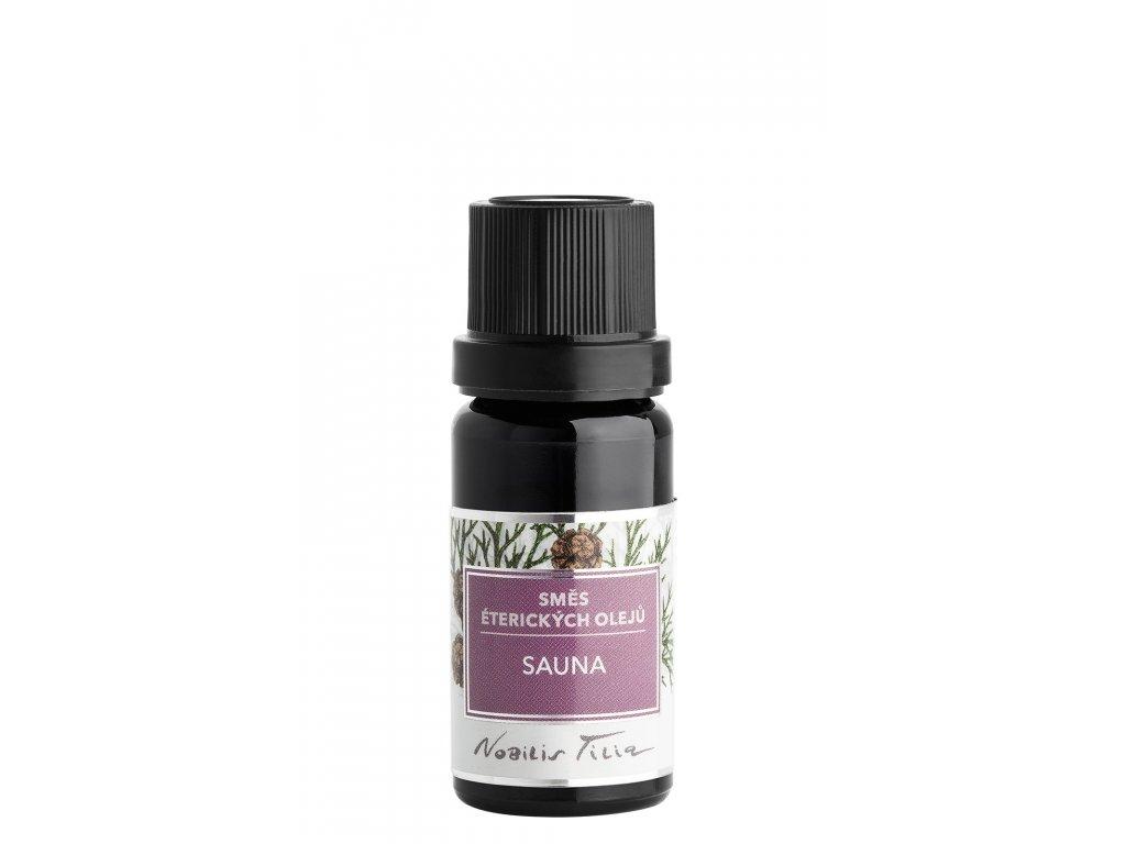 nobilis tilia etericky olej Sauna 10 ml