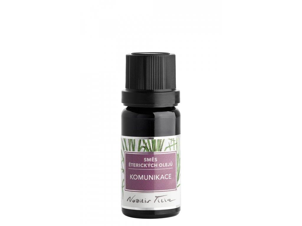 nobilis tilia etericky olej Komunikace 10 ml