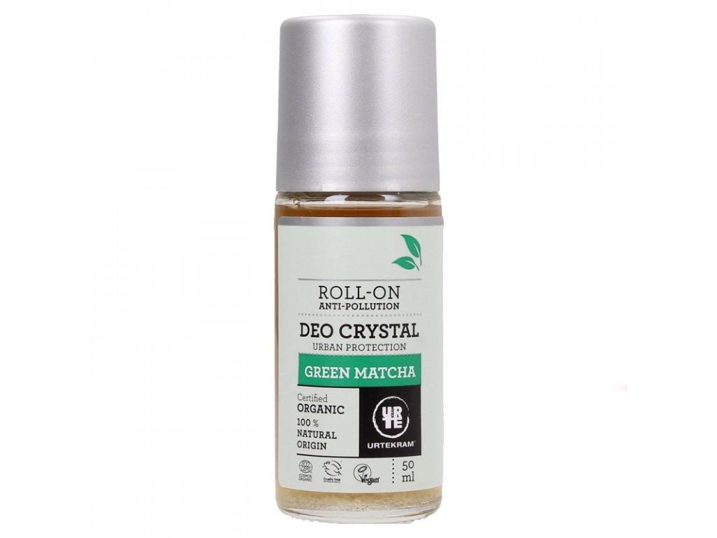 deodorant roll on matcha urtekram