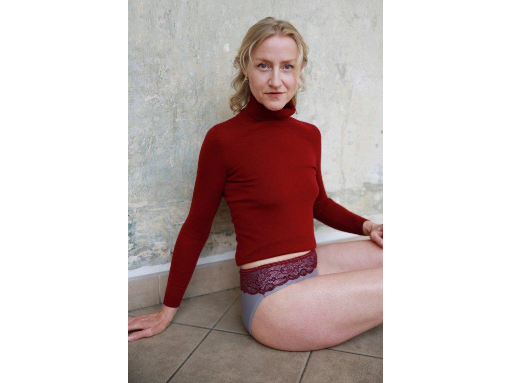 sayu menstruacni kalhotky s krajkou vyssi 25