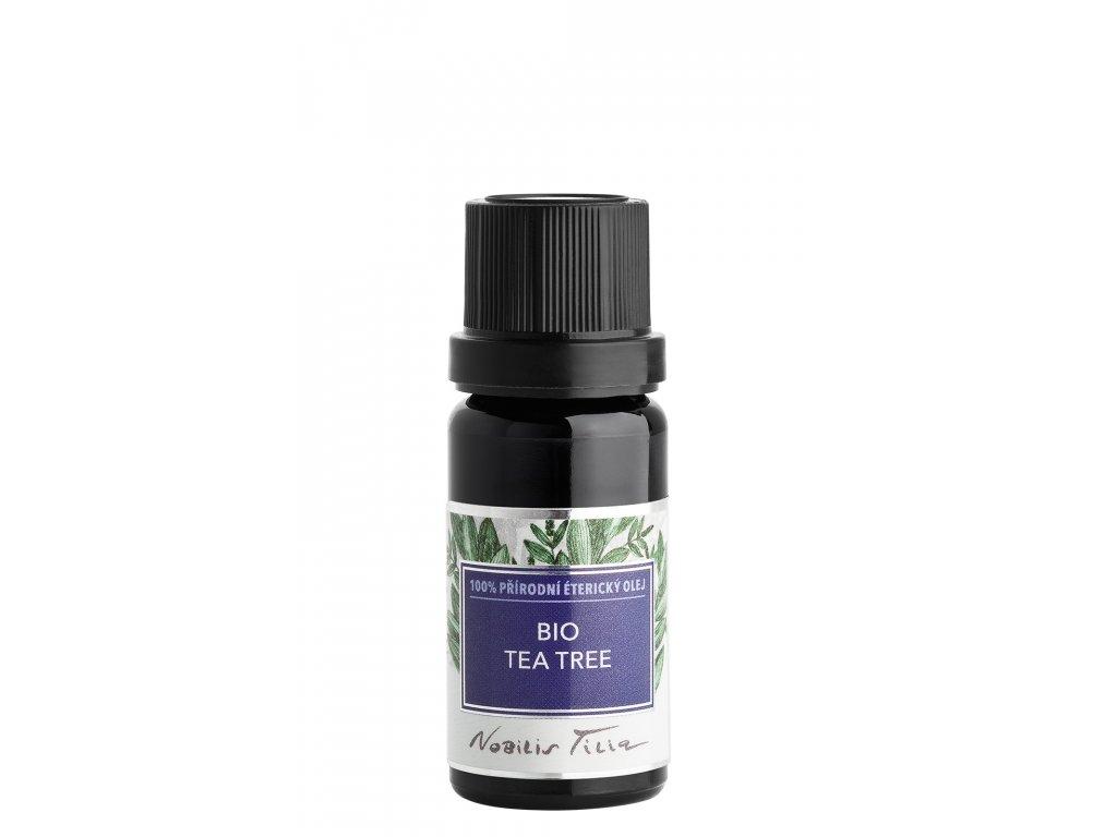 Nobilis Tilia etericky olej bio tea tree