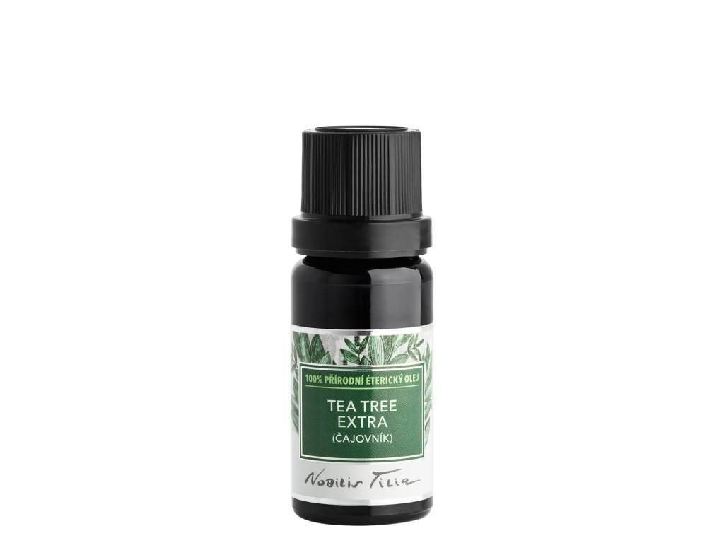 Nobilis Tilia etericky olej tea tree extra cajovnik
