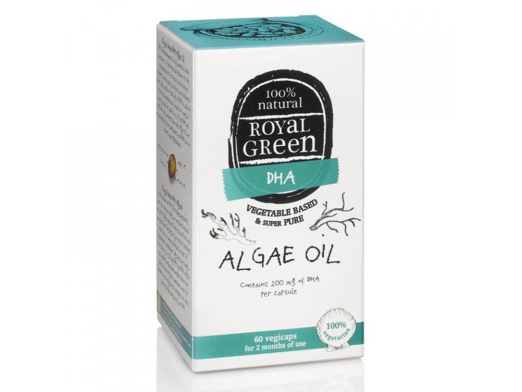 Royal.green olej z morksych ras