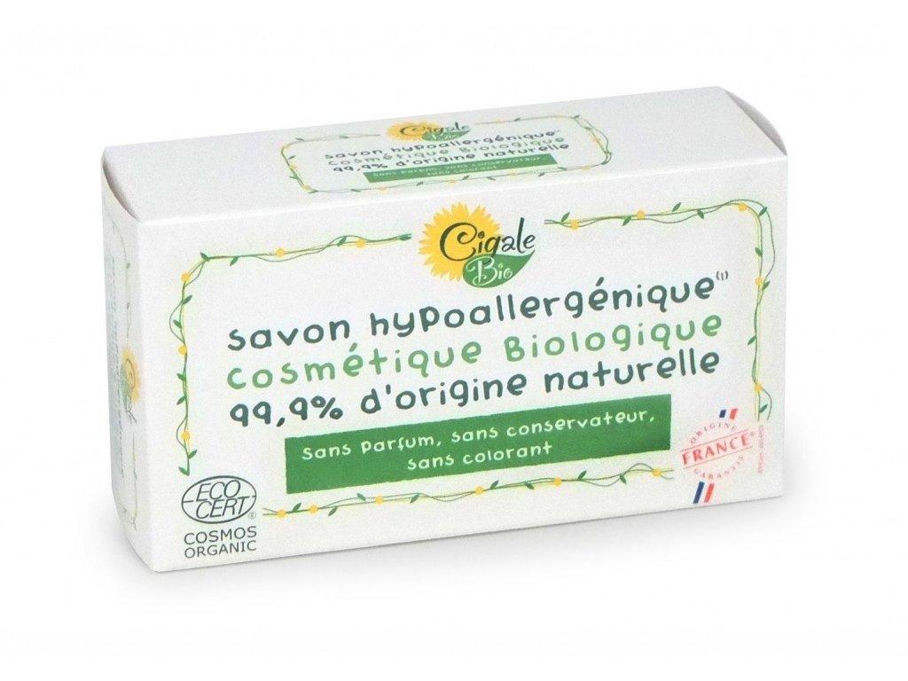 cigale hypoalergenni mydlo