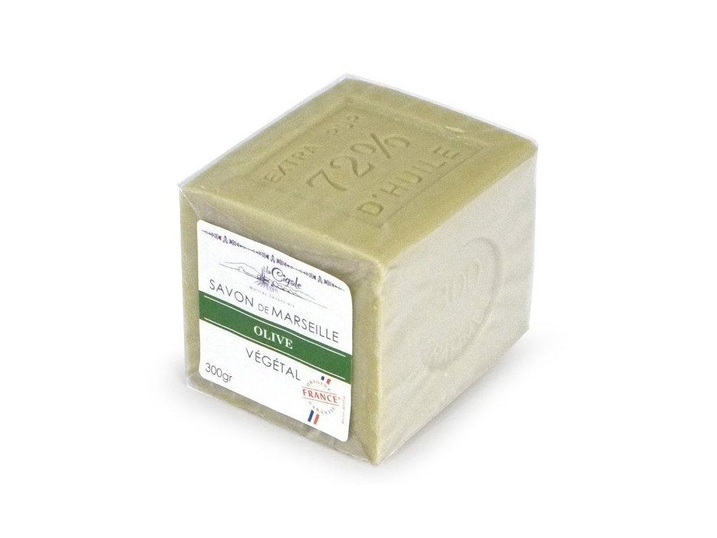 cigale marseillske mydlo