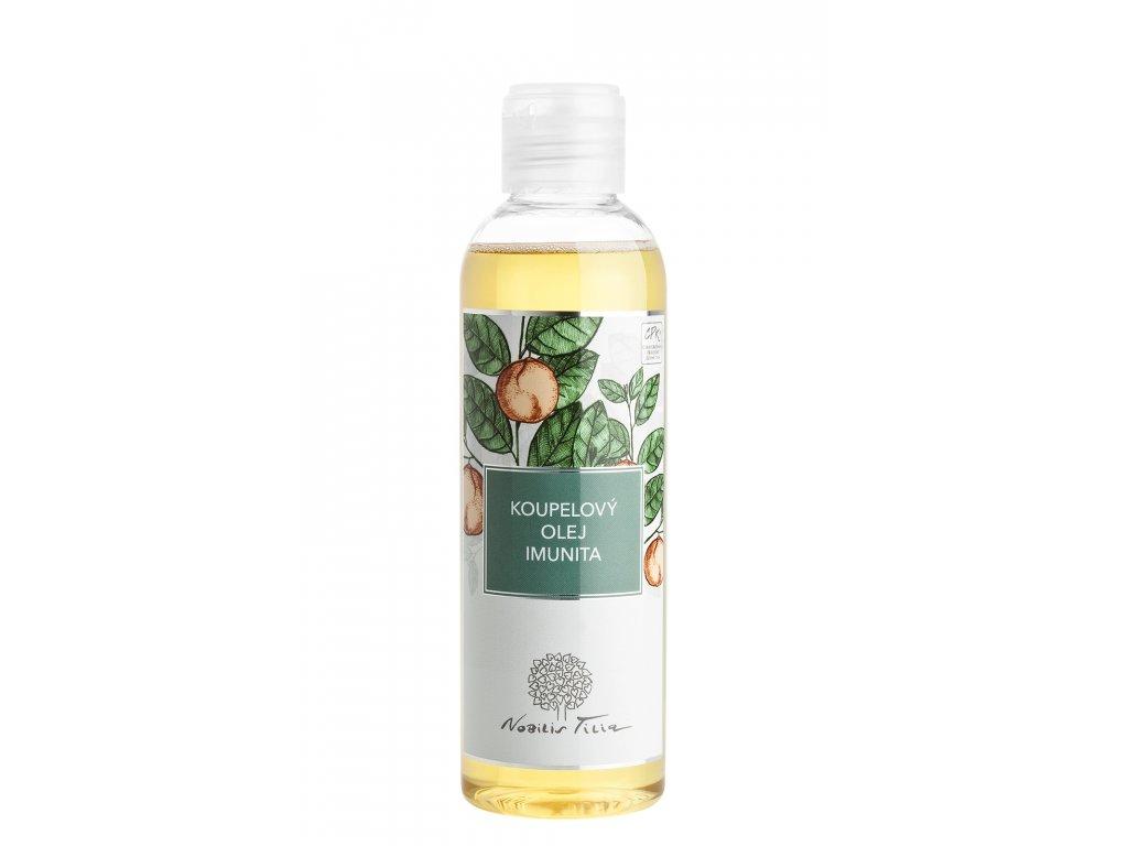 nobilis tilia koupelovy olej imunita