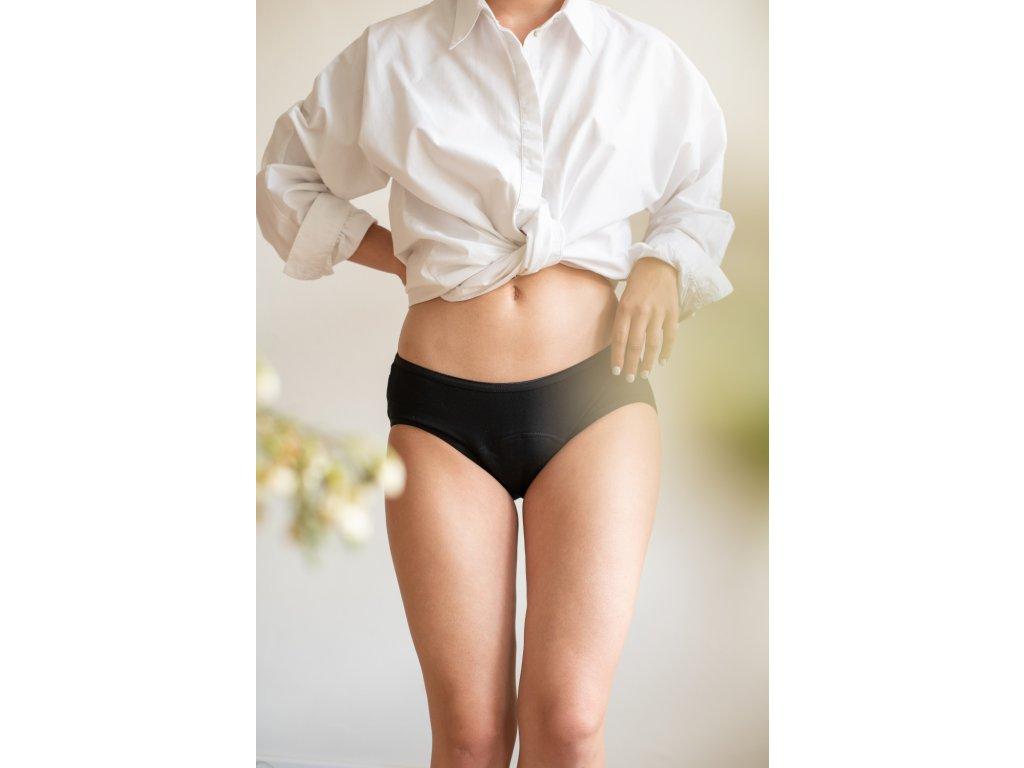 Meracus Menstruační kalhotky Comfort bokové