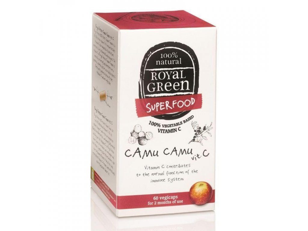 royal green vitamin C camu