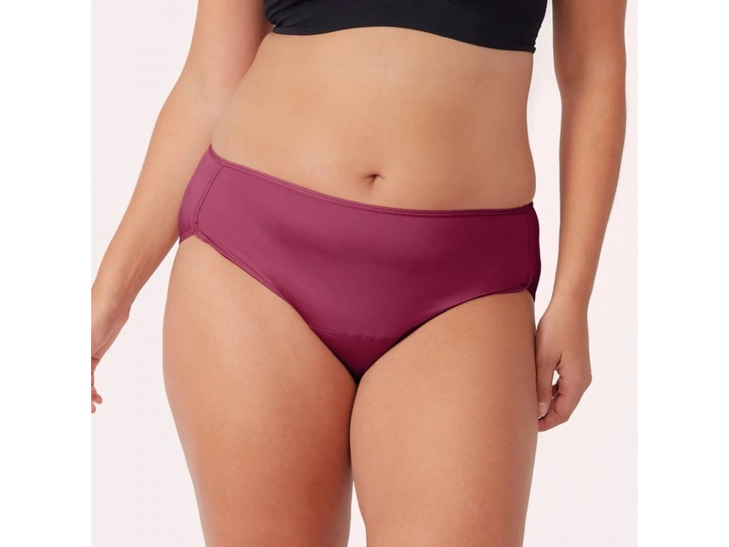 love luna menstruacni kalhotky midi plum 1