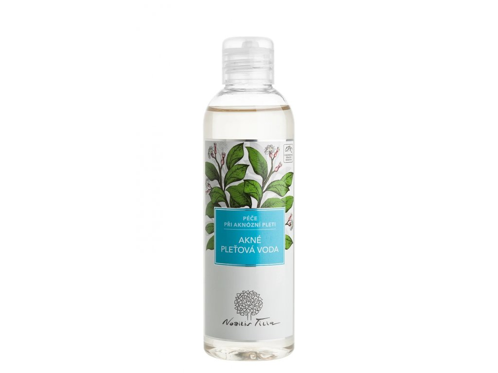 nobilis akne pletova voda 200 ml