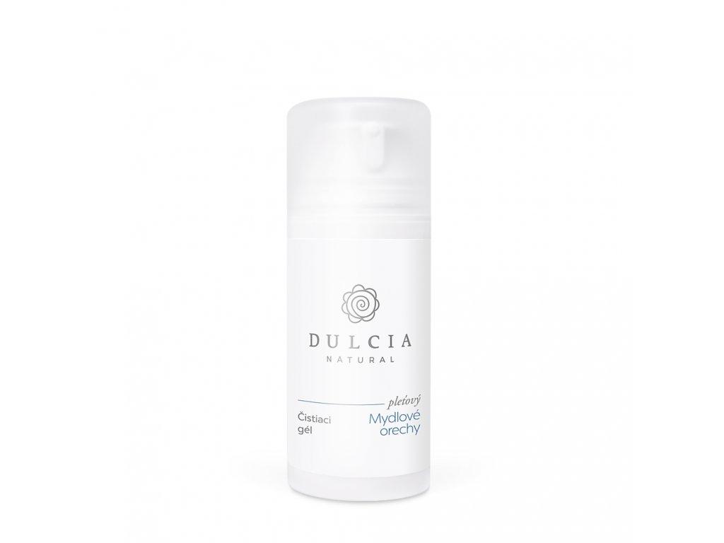 Dulcia cistici gel na oblicej mydlove orechy