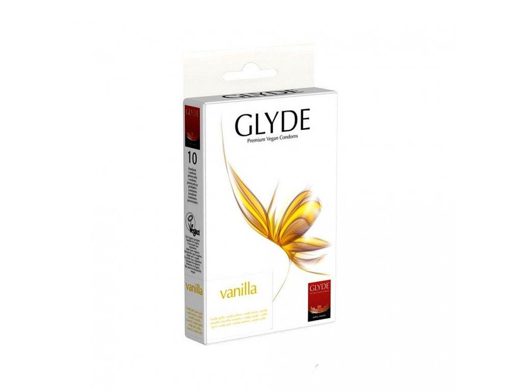 glyde kondom vanila