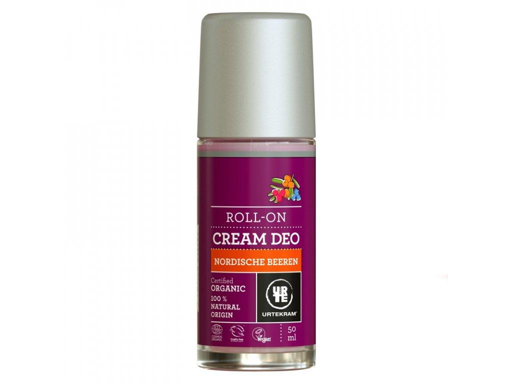 deodorant roll on nordic berries urtekram