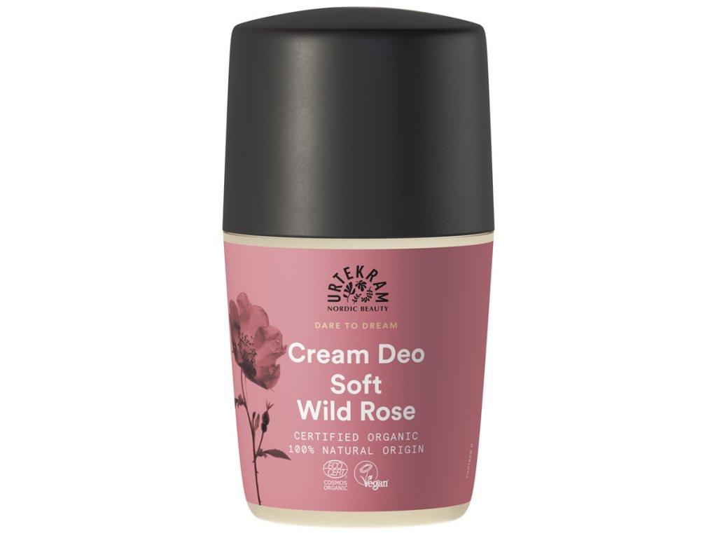 deodorant roll on ruze urtekram