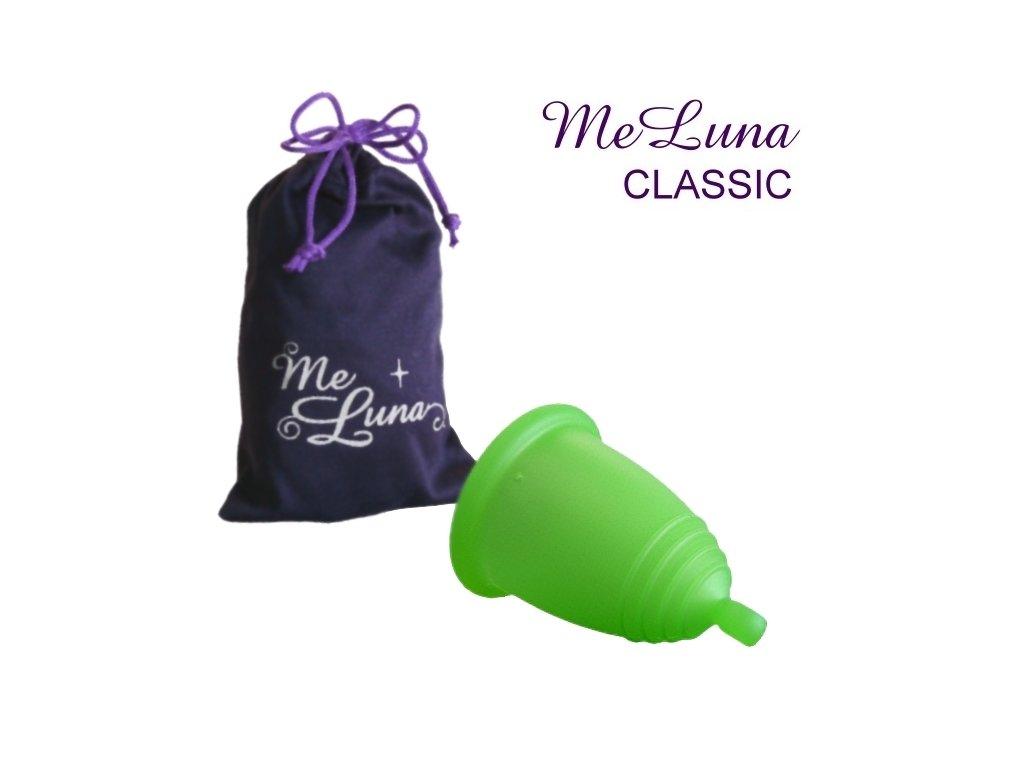 Me Luna S s kuličkou zelená