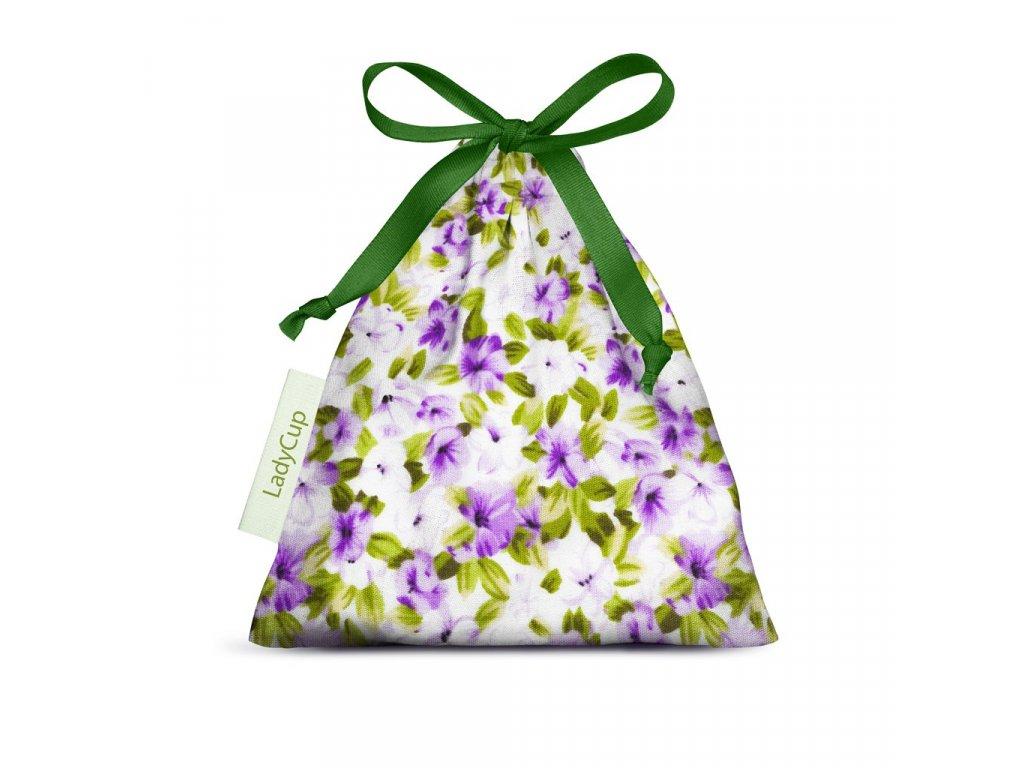 ladycup sacek zeleny