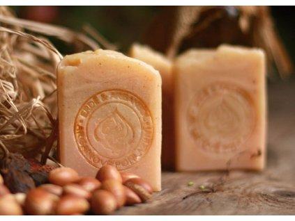 arganove pohlazeni mydlo