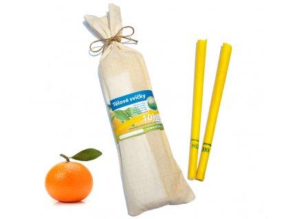 telove svicky mandarinka
