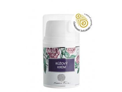 nobilis tilia krem Ruze 50 ml