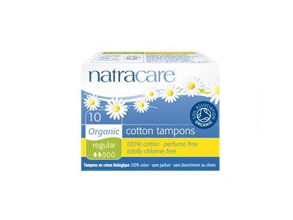 tampony regular 10 natracare