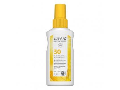 lavera opalovaci sprej sensitiv spf 30 100ml
