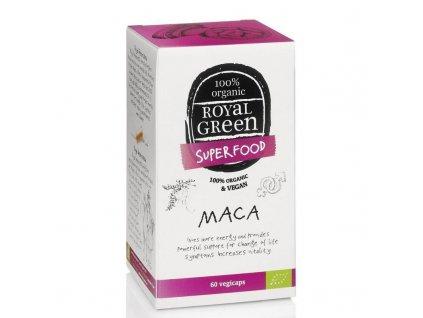 royal green bio maca