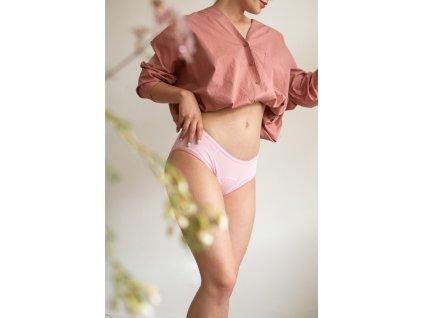 menstruacni kalhotky meracus comfort bokove pink