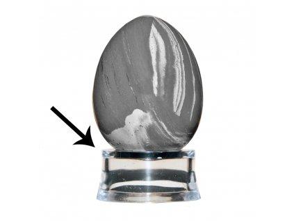 stojanek kamenne vejce