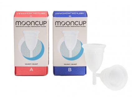 menstruacni kalisek mooncup A B