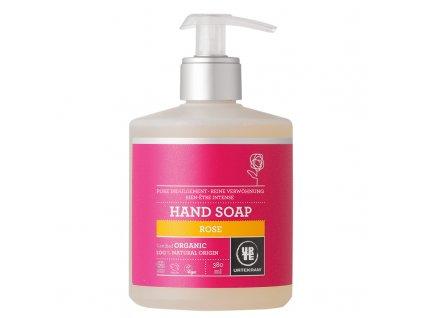 urtekram tekute mydlo ruze