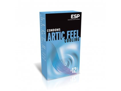 esp veganske kondomy arctic feel 12ks
