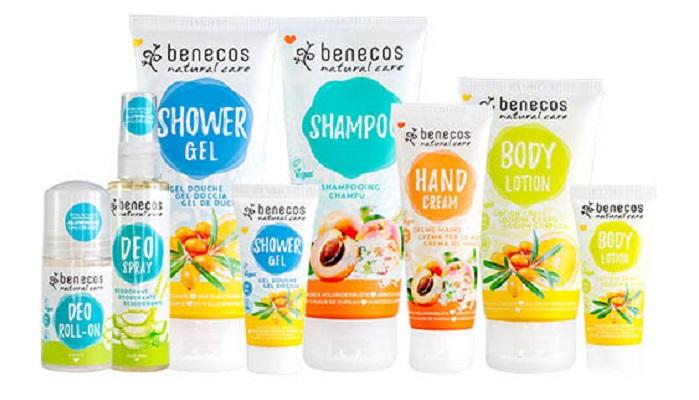 Prírodná kozmetika benecos